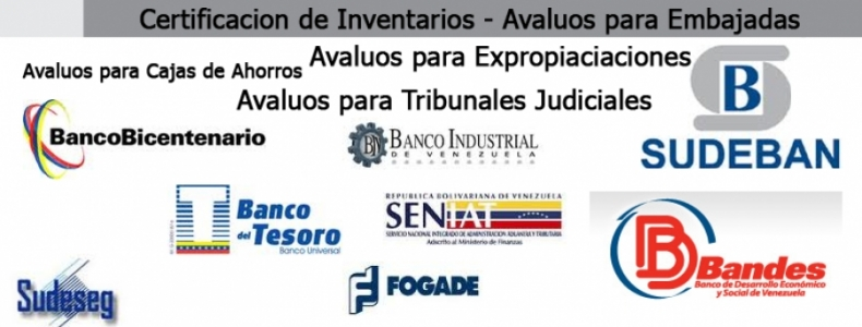 Certificaciones para Avaluos